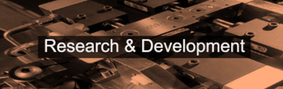 R&D, research and development